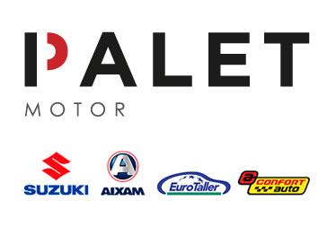 Palet Motor Logo