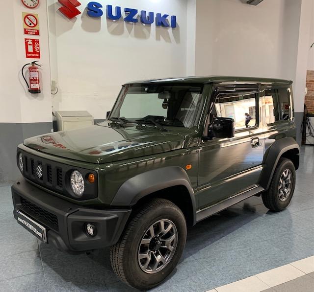 Nou Suzuki Jimny Mode.3
